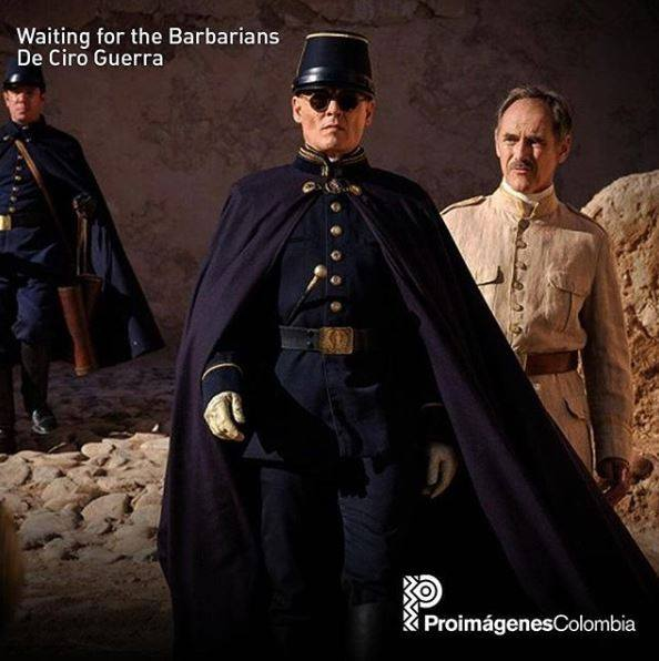 """Cinema. """"Waiting for the Barbarians"""""""
