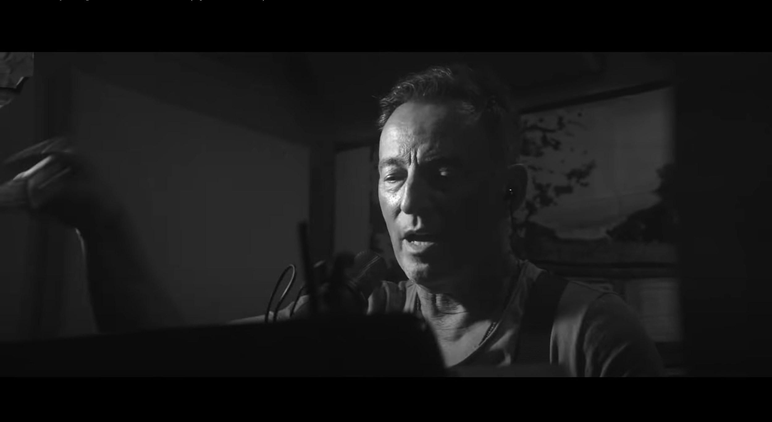 """Bruce Springsteen: ecco """"Ghosts"""", la lettera d'amore del Boss dedicata al rock"""