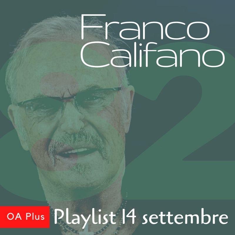 Buon compleanno Califano! Una playlist per ricordarlo nel giorno del suo 82° compleanno