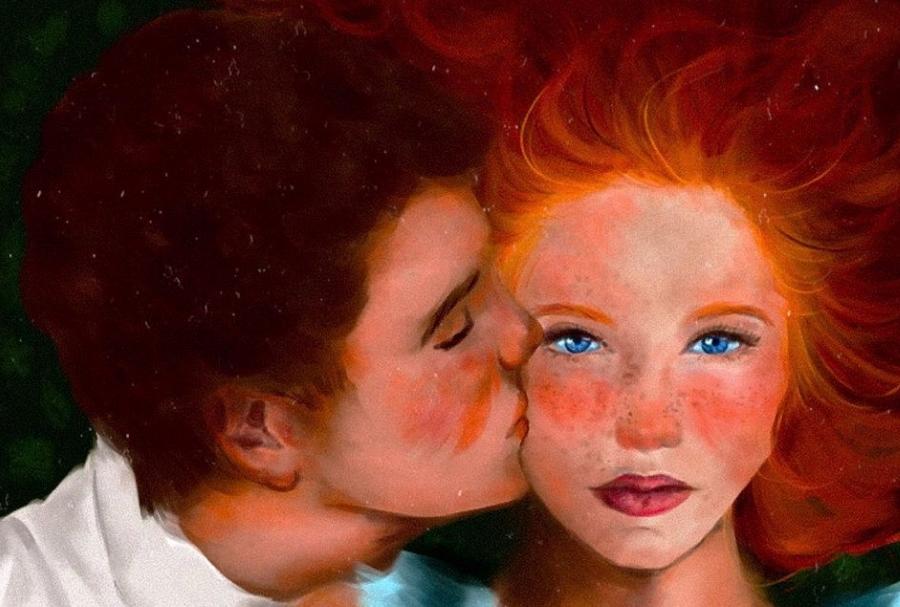 """Il teen idol Emanuele Aloia: c'è del contenuto ne """"Il bacio di Klimt"""""""