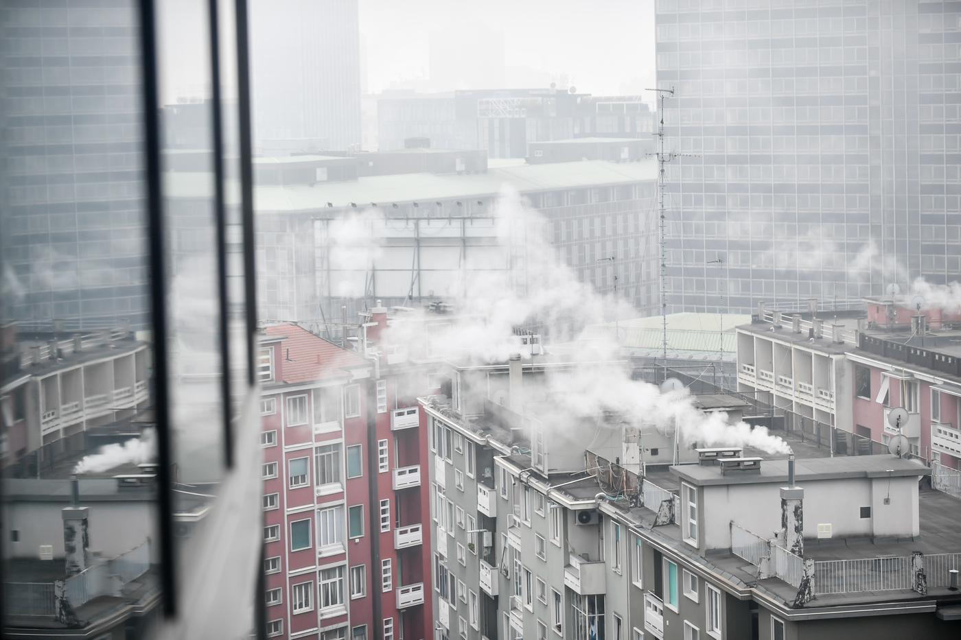 In Europa 630mila morti all'anno dovute all'inquinamento