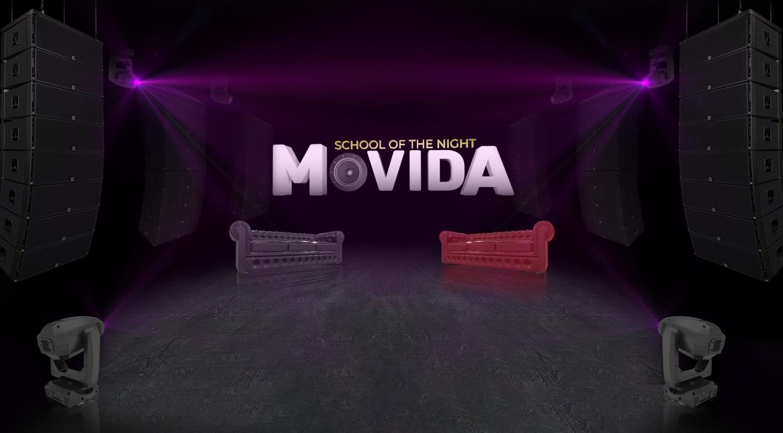 """RUBRICA. Flashlight. Debutta la """"scuola della notte"""". Ciak per """"Movida""""."""