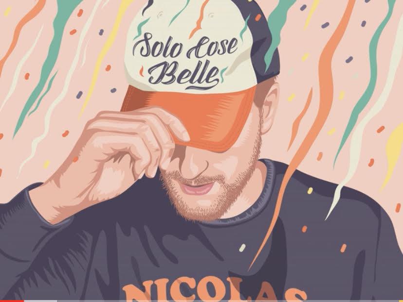 """Mei, Rubrica. MUSICA IN GIALLO. Nicolas Bonazzi torna e ci regala """"Solo cose belle"""""""