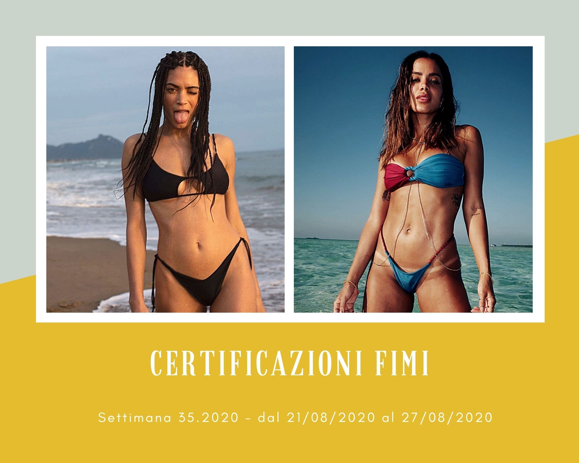Certificazioni FIMI, week 35: Terza hit di platino per Elodie. Il 2020 premia anche Anitta, Fred De Palma, Izi e Gué Pequeno