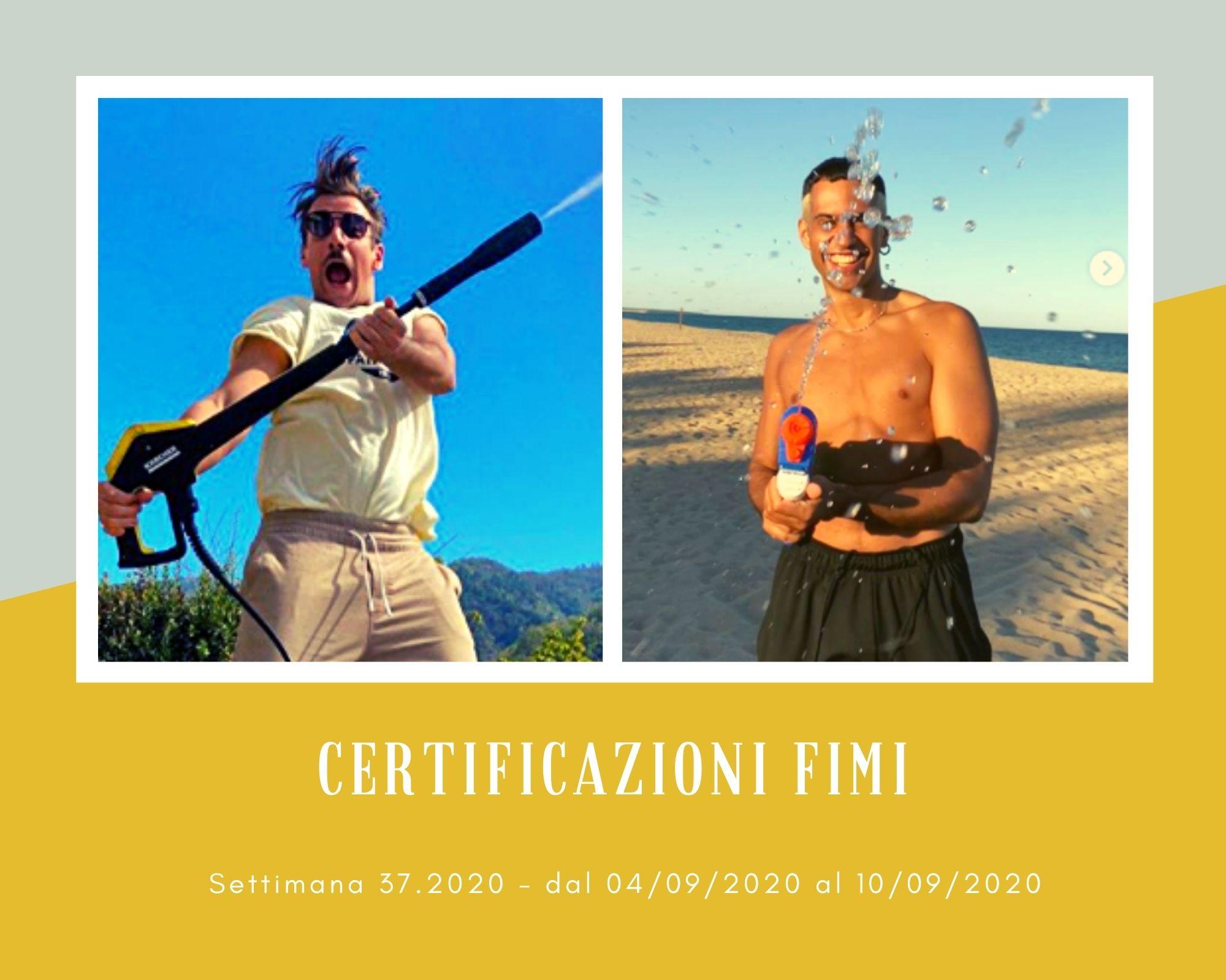 Certificazioni FIMI, week 37: L'estate d'oro di Francesco Gabbani e Mahmood. Platino per Ernia e Harry Styles
