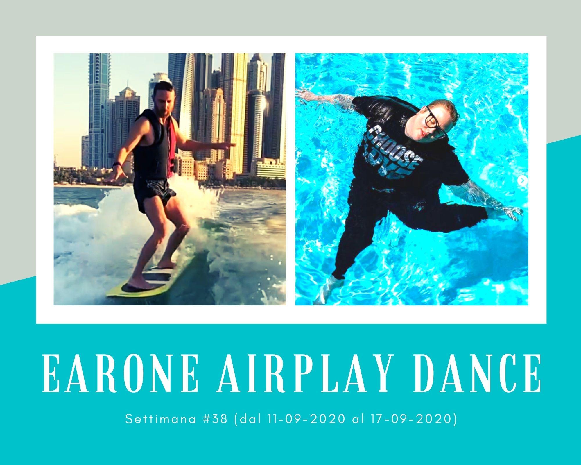 Classifica Radio EarOne Airplay Dance, week 38: David Guetta e The Blessed Madonna, i dj che riportano ai vertici Sia e Dua Lipa