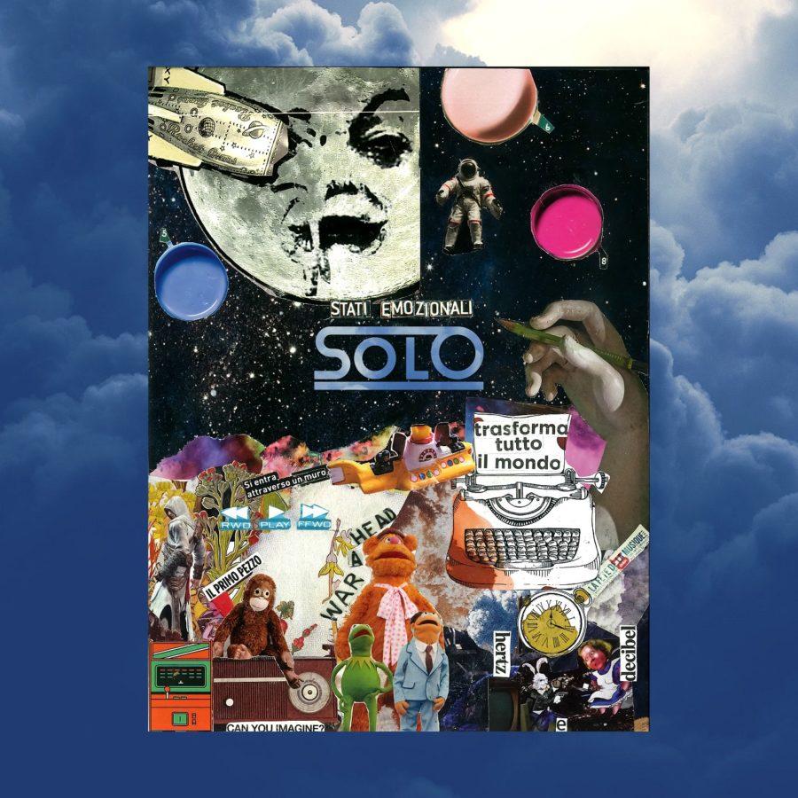 """Gli """"Stati emozionali"""" di SOLO rivivono in una nuova veste 3D"""