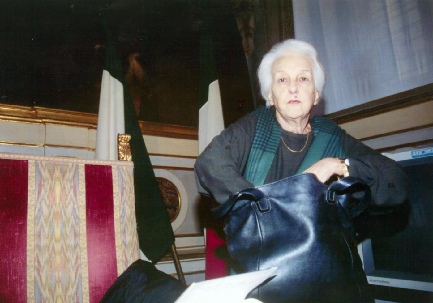 Addio a Rossana Rossanda, fondatrice del Manifesto e donna della Resistenza