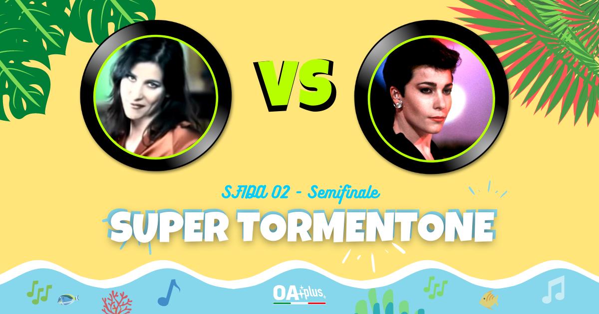 """SUPER TORMENTONE: """"Sai che è un attimo"""" di Paola Turci VS """"Un'estate al mare"""" di Giuni Russo – Vota il tuo preferito"""
