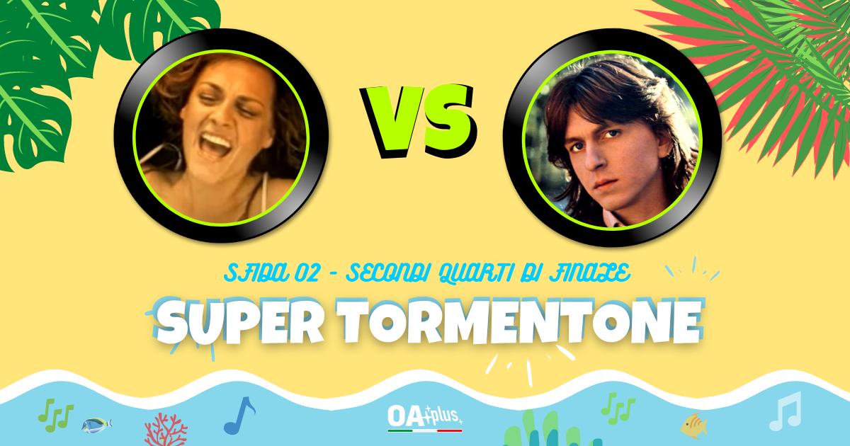 """SUPER TORMENTONE: """"Bruci la città"""" di Irene Grandi VS """"Luna"""" di Gianni Togni – Vota il tuo preferito"""