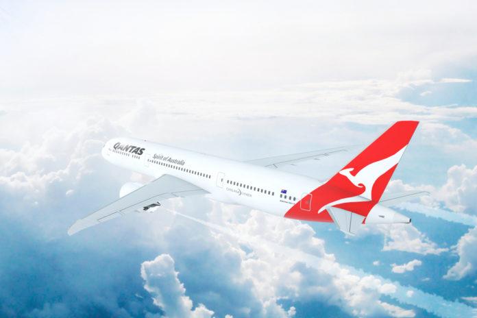 Australia, Qantas vende biglietti aerei verso il nulla