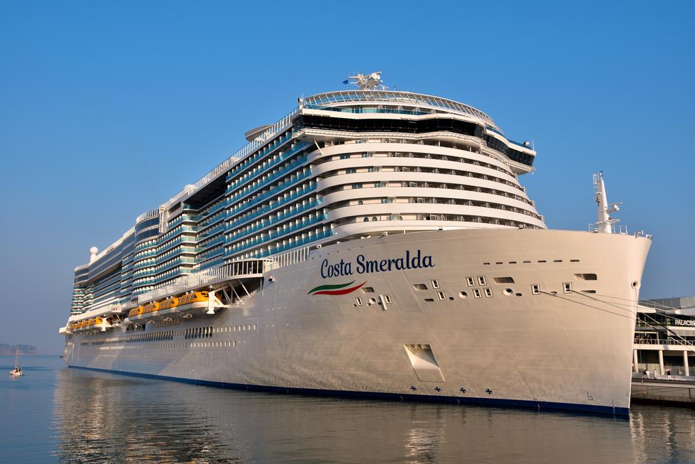 Crociere, le navi di Costa pronte a tornare in mare