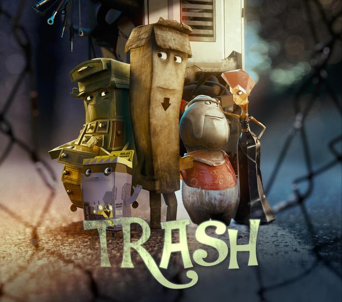 "Cinema. ""Trash"""
