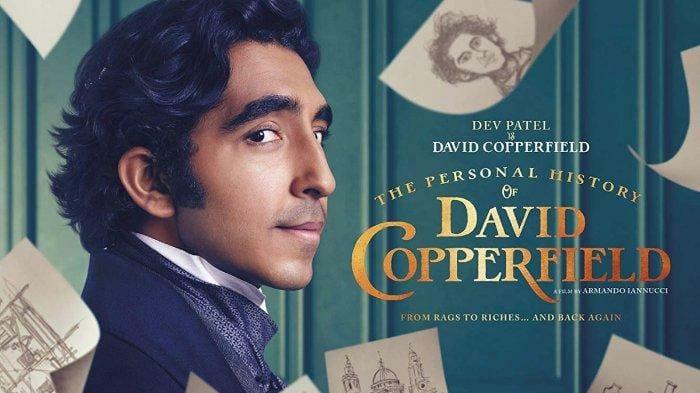 """Cinema. """"La vita straordinaria di David Copperfield"""""""