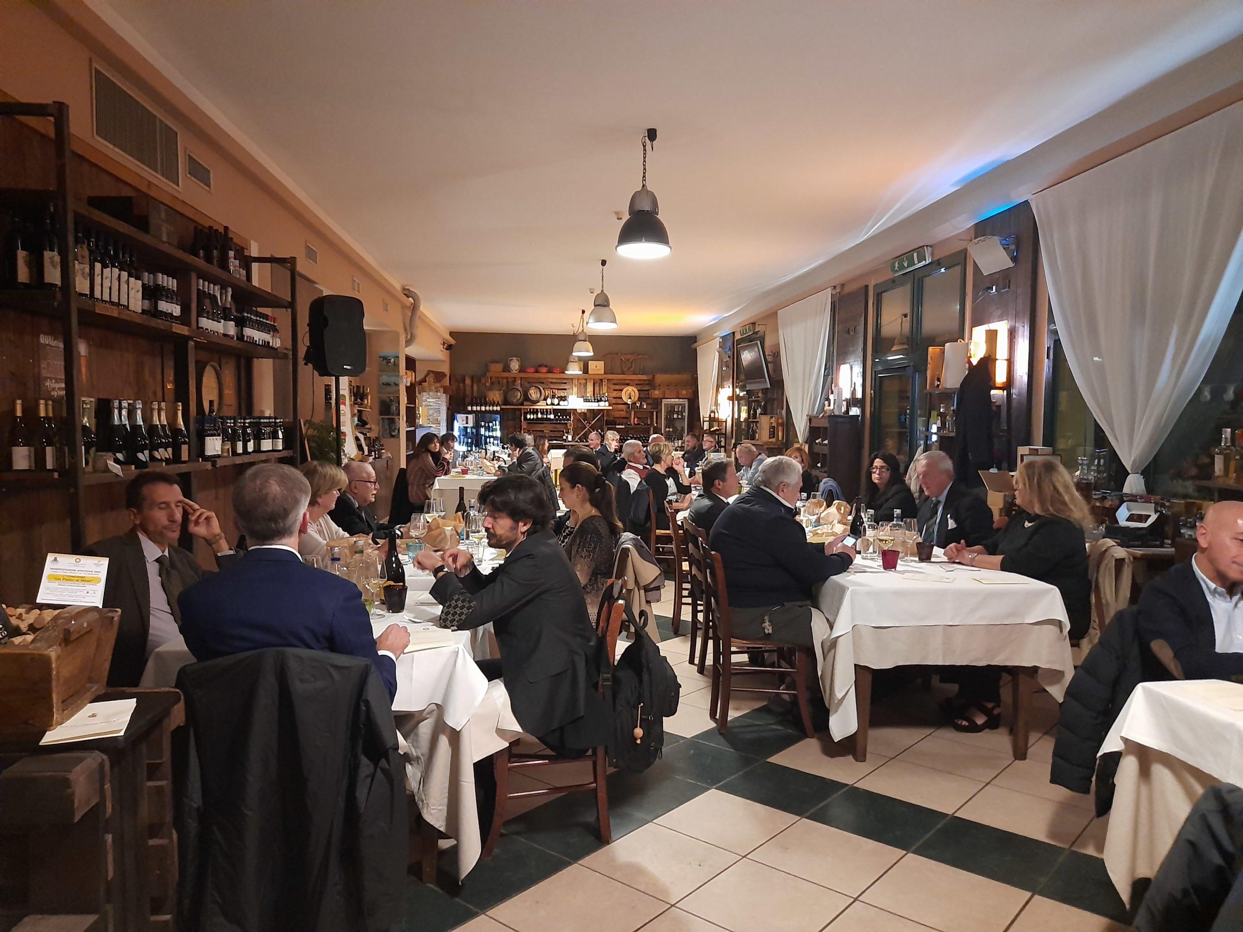 'Fritti, frittate e frittelle', una finestra sulla Cena Ecumenica dell'Accademia Italiana della Cucina