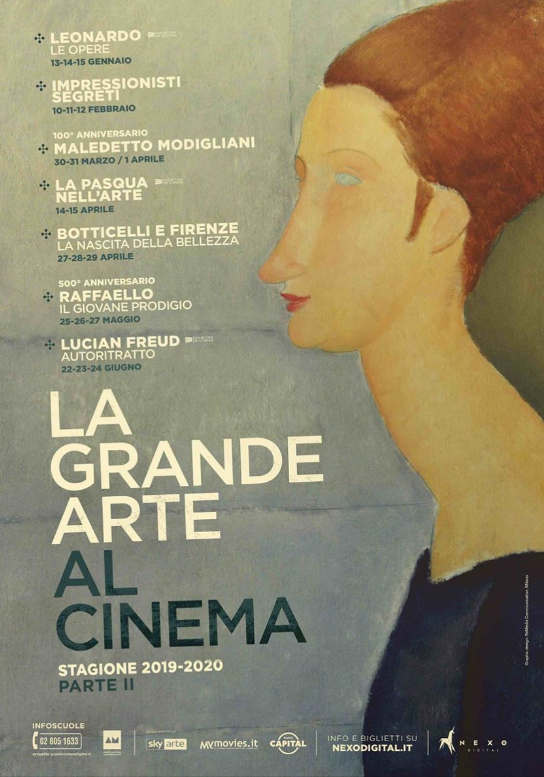 "Cinema. ""Maledetto Modigliani"""