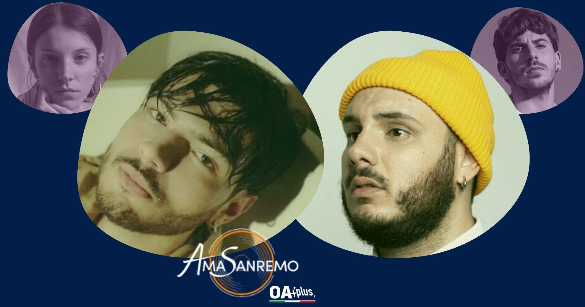 AmaSanremo: Merlot e Wrongonyou promossi per Sanremo Giovani, ma il pubblico cambia canale. LE PAGELLE della prima puntata
