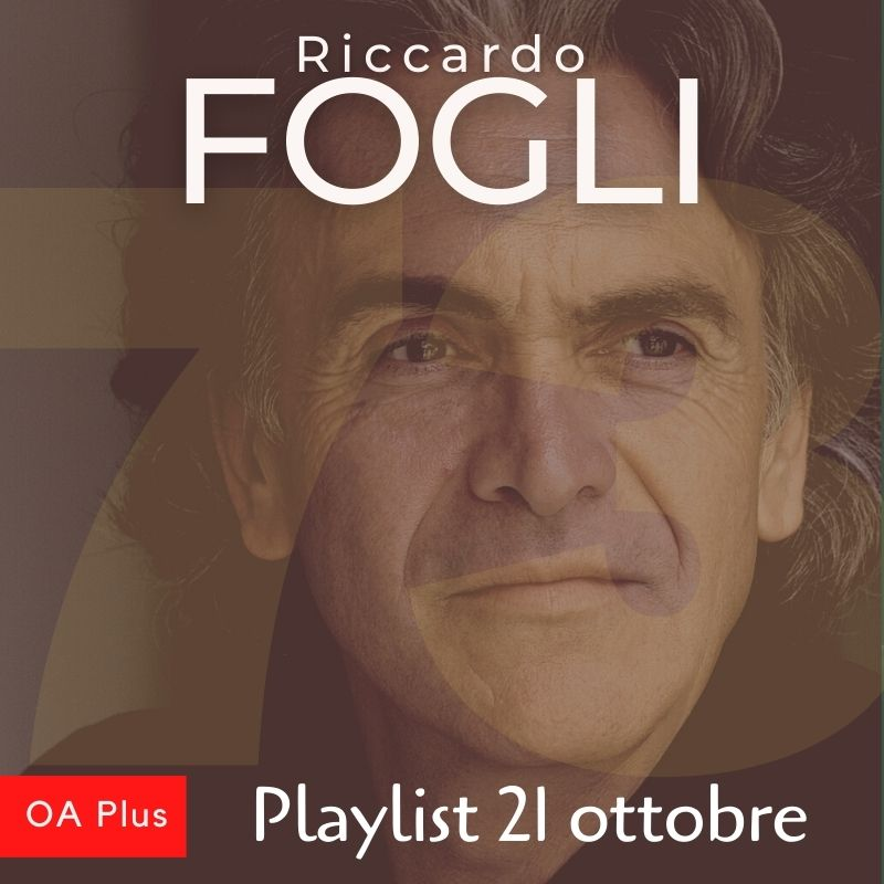 Buon compleanno Riccardo Fogli! Una playlist per festeggiare i suoi 73 anni