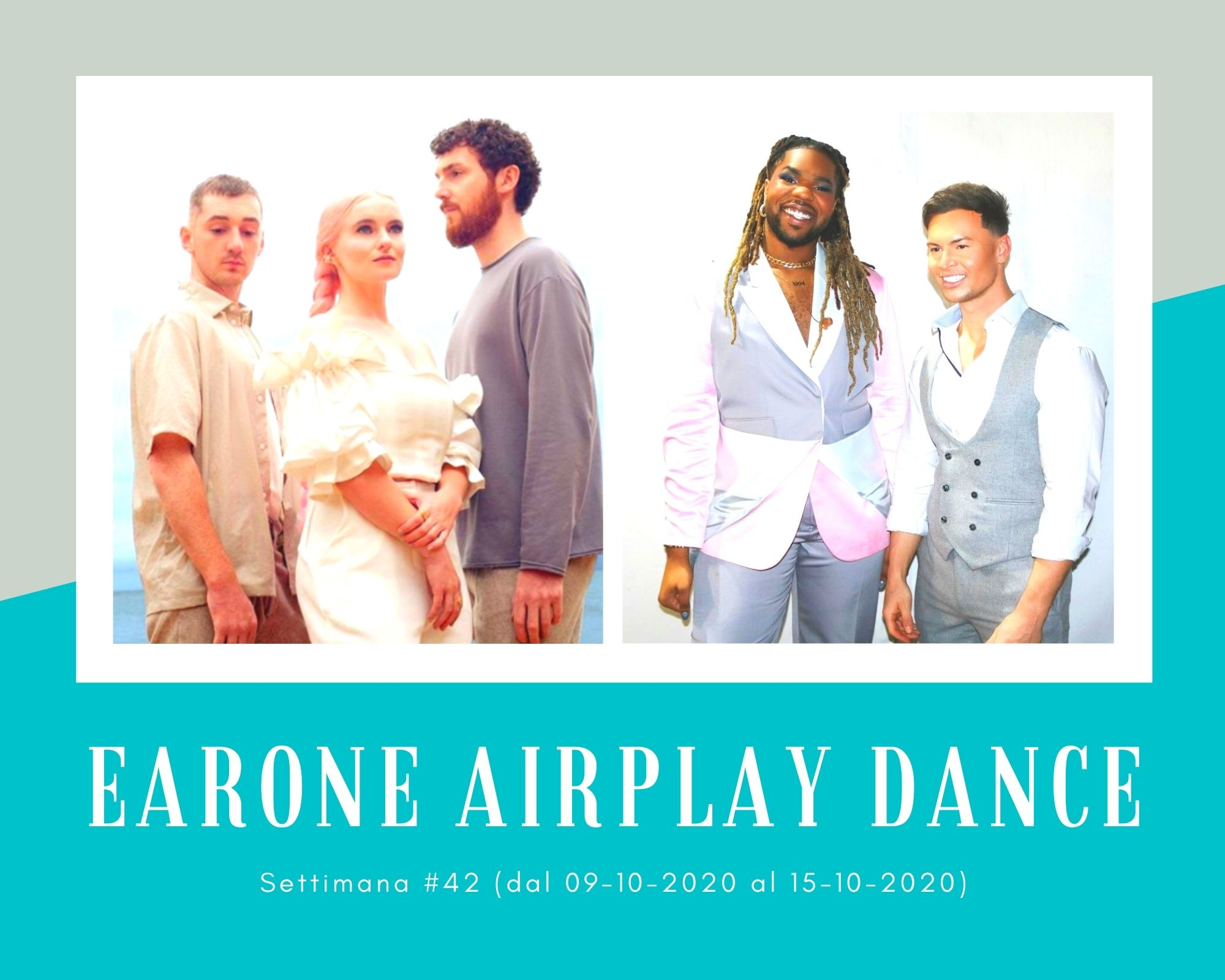 Classifica Radio EARONE Airplay Dance, week 42. I Clean Bandit supereranno Joel Corry? In pista scende anche Jax Jones