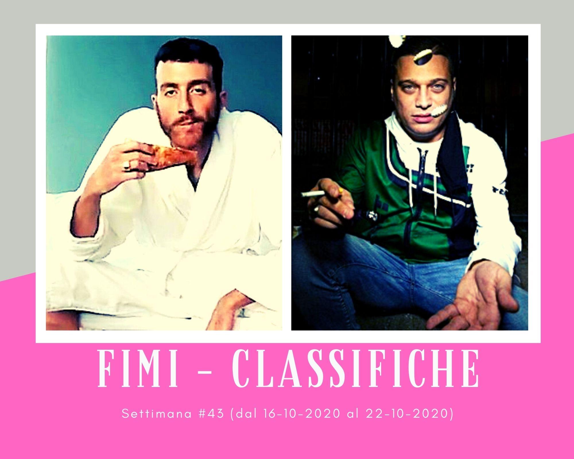 Classifiche FIMI, week 43. Mecna e Speranza oscurano Francesco Bianconi e Samuele Bersani. La trap italiana blocca il cantautorato di qualità