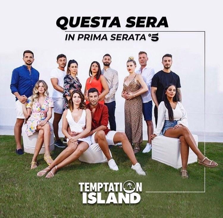 LIVE Temptation Island in DIRETTA. Quarta puntata (7 Ottobre). Serena e Davide escono insieme, come Antonio e Nadia