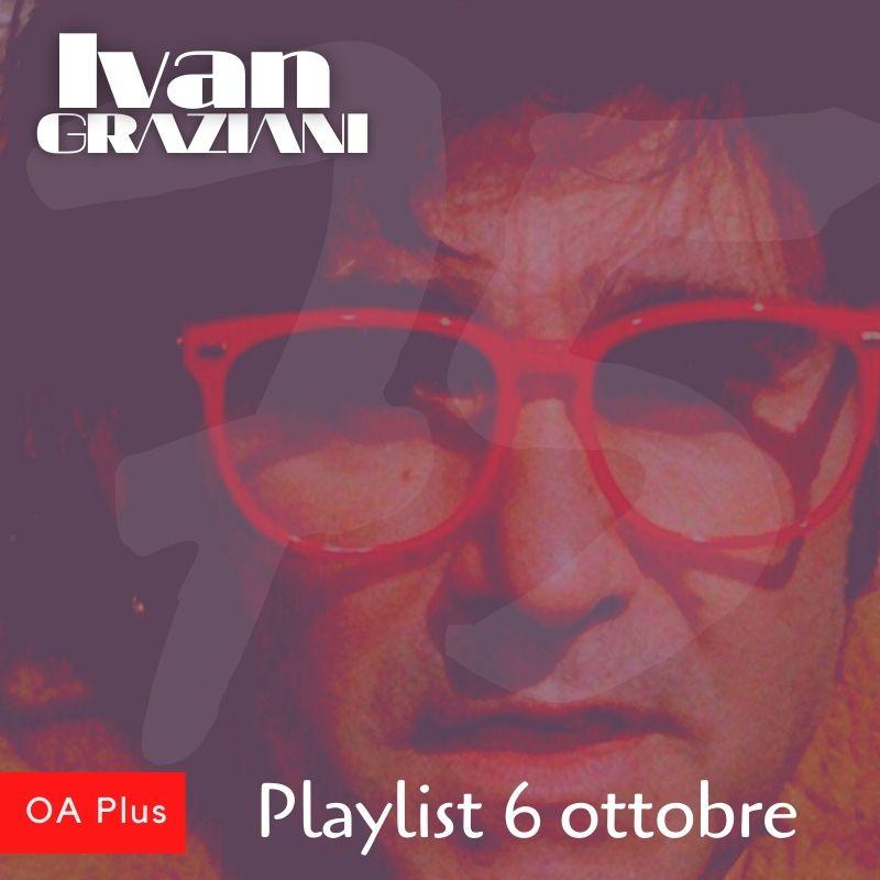 Buon compleanno Ivan Graziani! Una playlist per ricordare il mitico cantautore