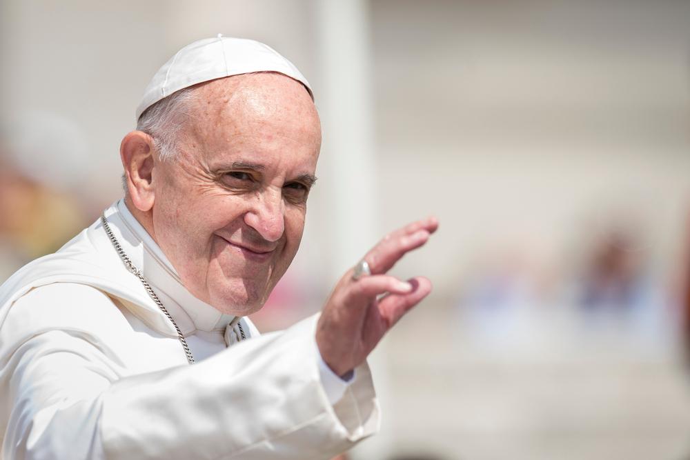 Coppie gay, Papa Francesco favorevole all'unione civile