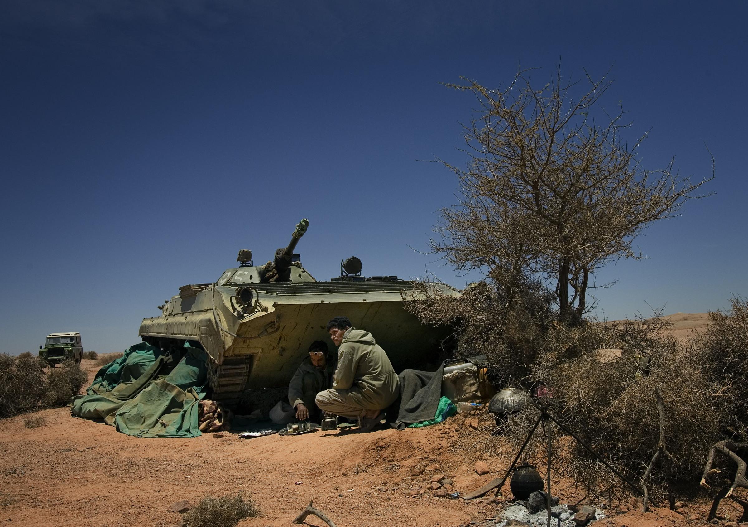 Repubblica dei Sahrawi: scontri col Marocco in Guerguerat