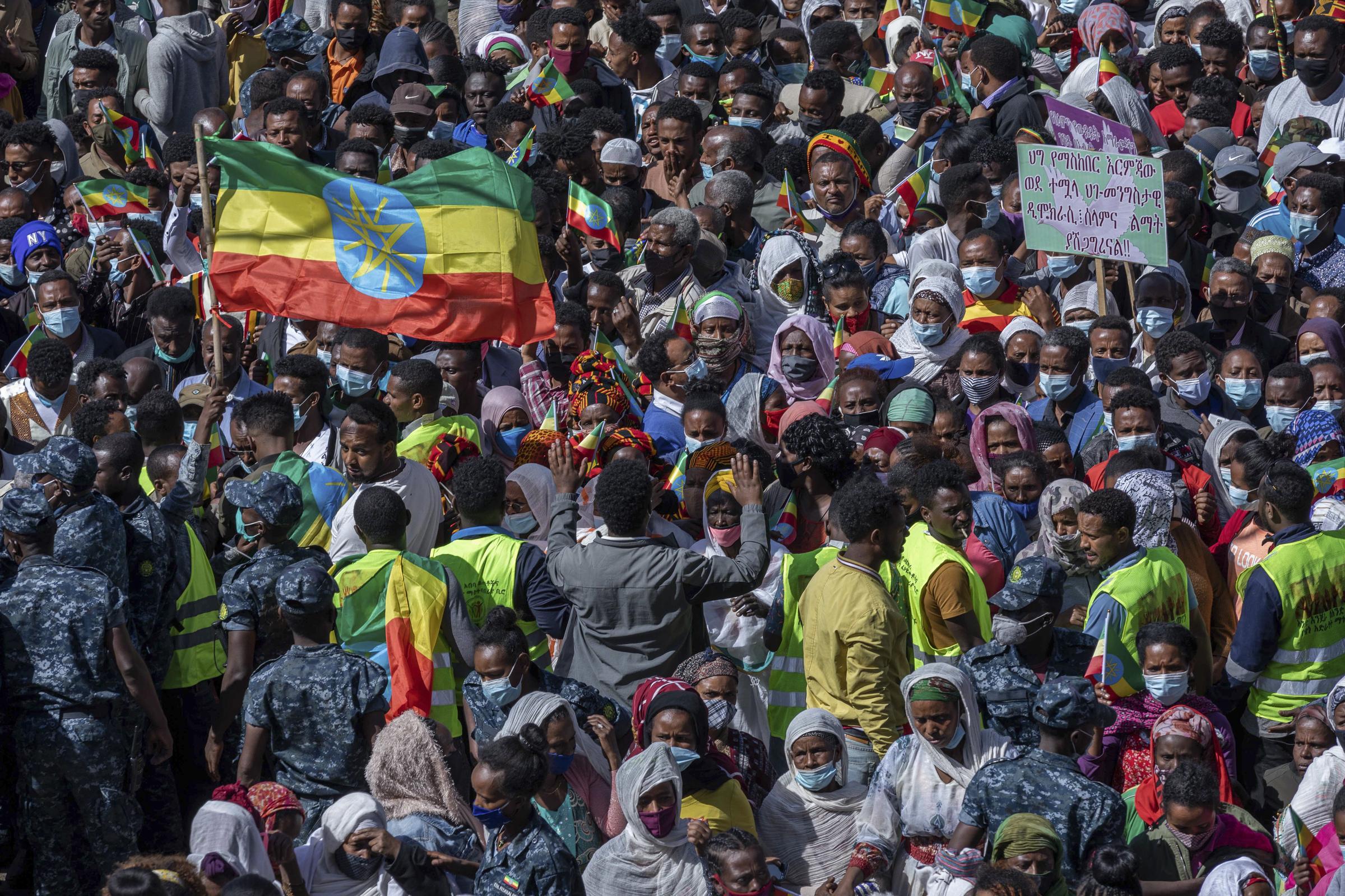 Etiopia: arriva l'ultimatum di Ahmed ai ribelli del Tigrè