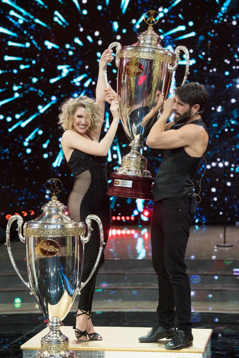 Gilles Rocca e Lucrezia Lando vincono