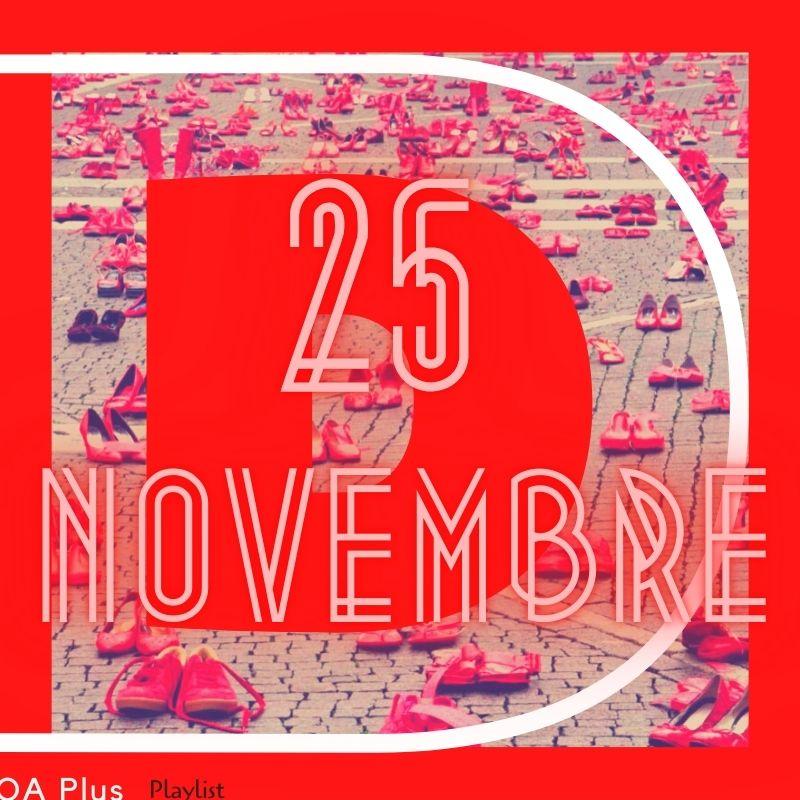 25 novembre. Una playlist per la Giornata contro la violenza sulle donne