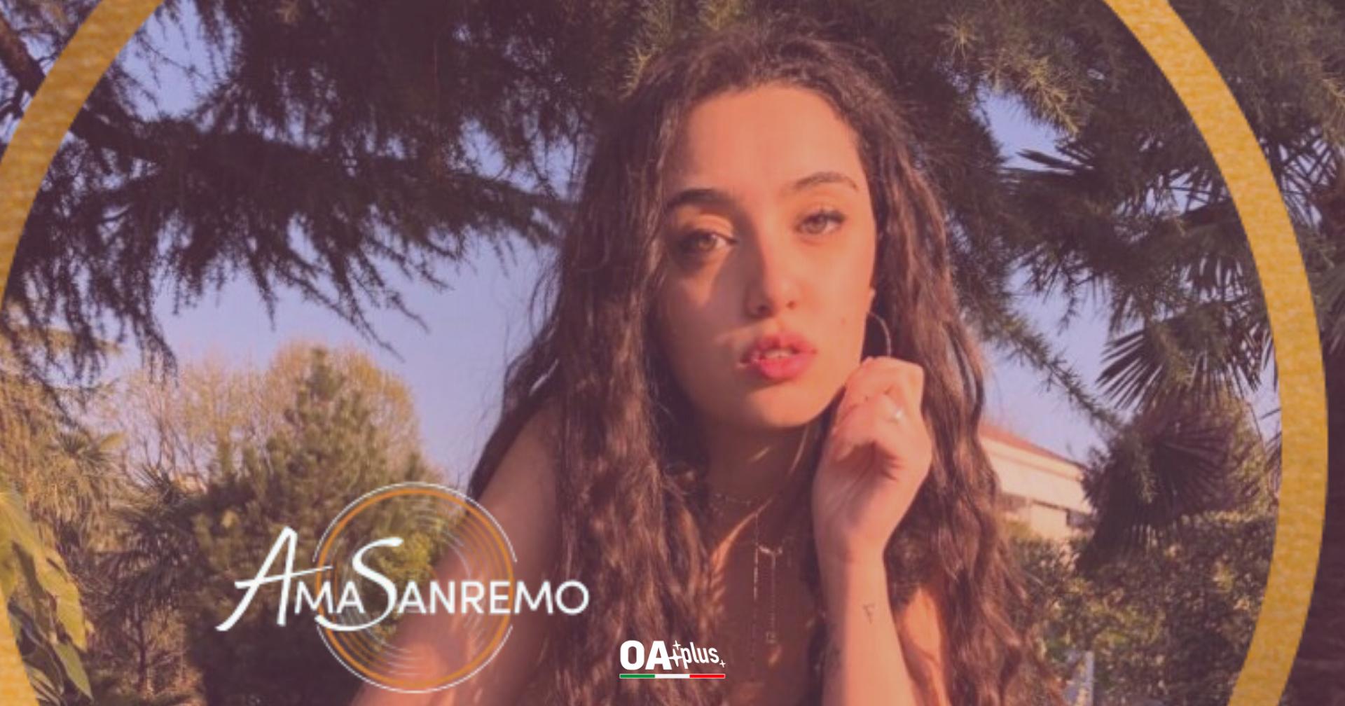"""AmaSanremo: Sissi con """"Per farti paura"""" tenta di arrivare a Sanremo 2021"""