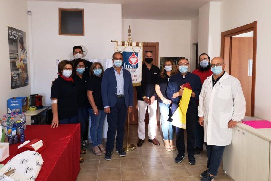 La FIDAS Vaglio Basilicata compie 20 anni: il racconto di quattro lustri di solidarietà