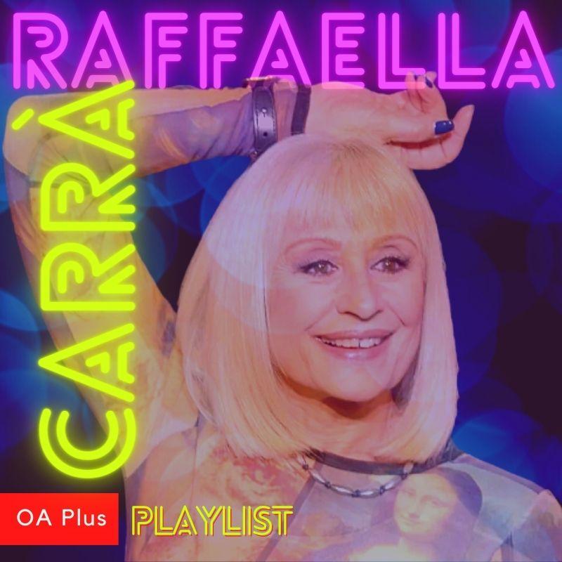 Raffaella Carrà, orgoglio italiano nel mondo! Un playlist per celebrare un'icona mondiale