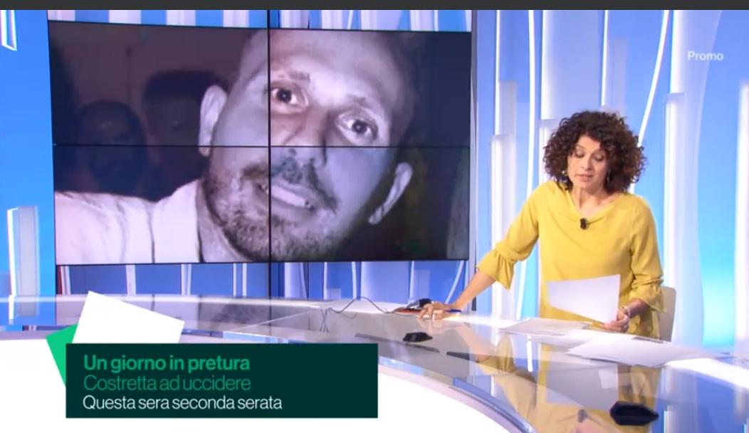 'Un giorno in Pretura', questa sera 'Costretta a uccidere', l'omicidio del calciatore Andrea La Rosa (VIDEO)