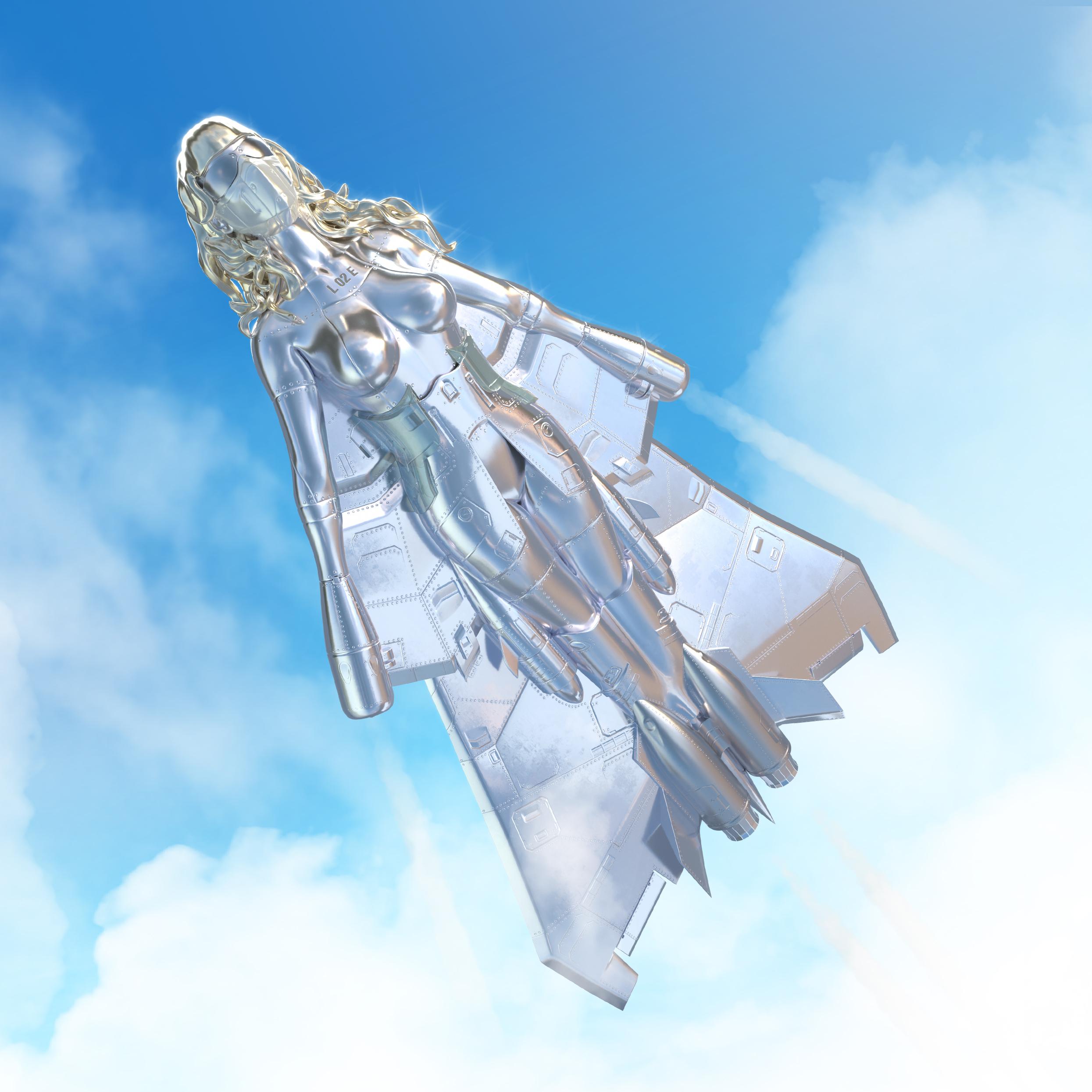 """""""Il cielo non è un limite"""" con il nuovo album di Myss Keta"""