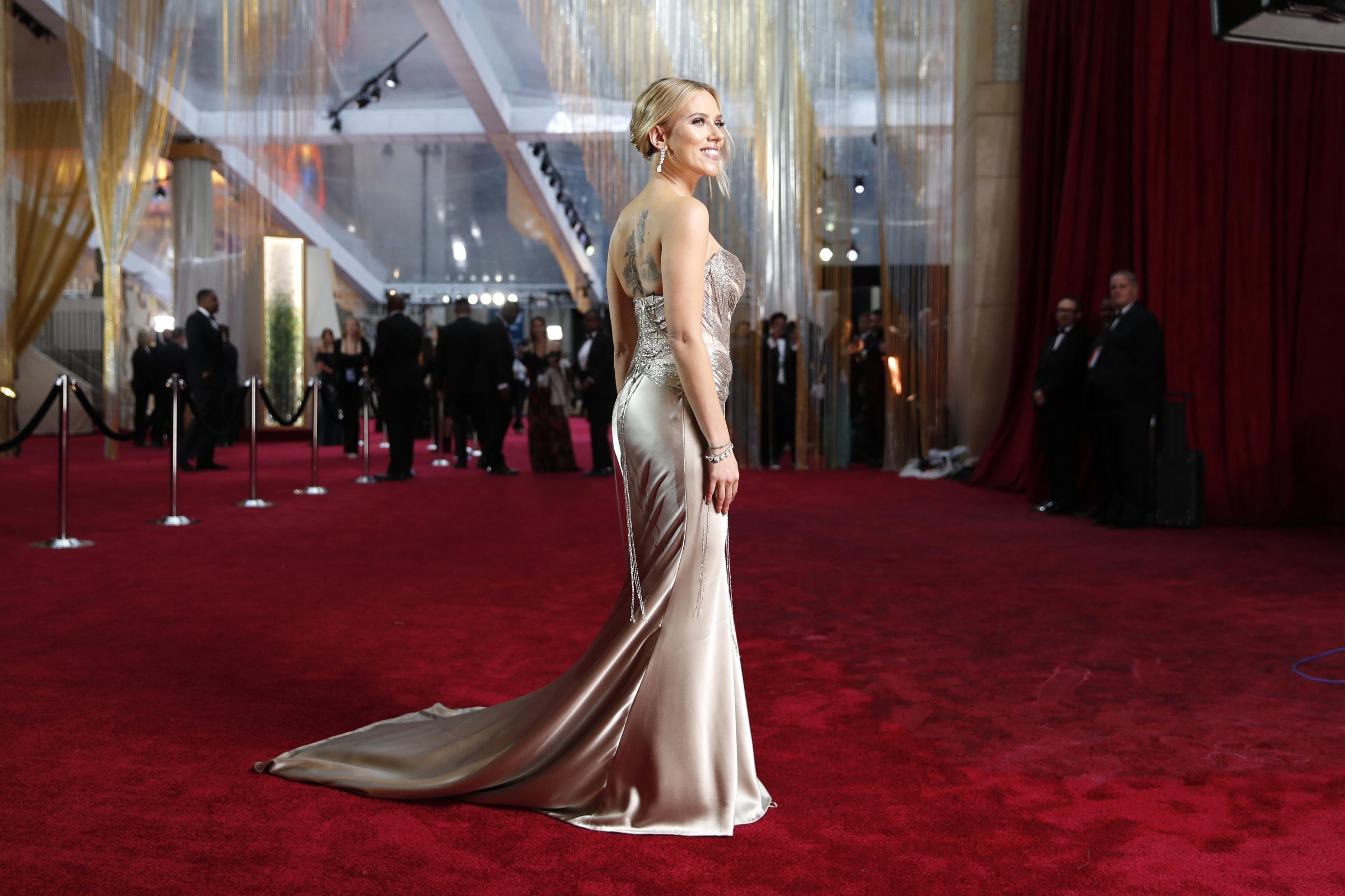 La Fabbrica dei sogni. Buon compleanno Scarlett Johansson!