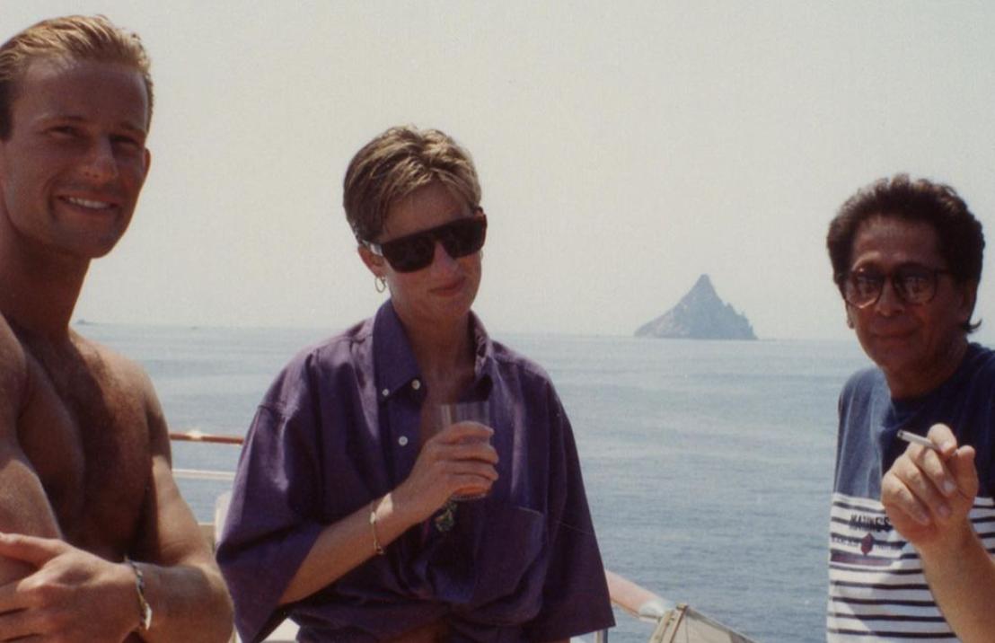 Lady Diana, su Instagram foto inedite della vacanza senza Carlo nel 1990