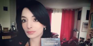 Chiara Zanetti - Testamento blu