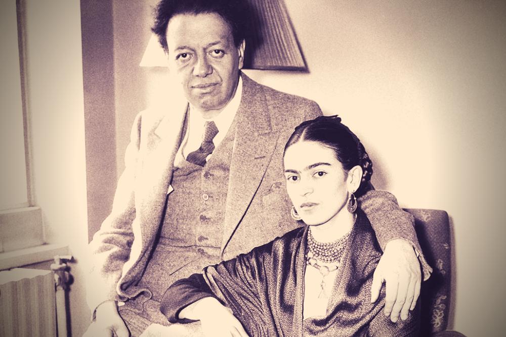 Diego Rivera, Nulla è nero! Un nuovo libro a 63 anni dalla morte