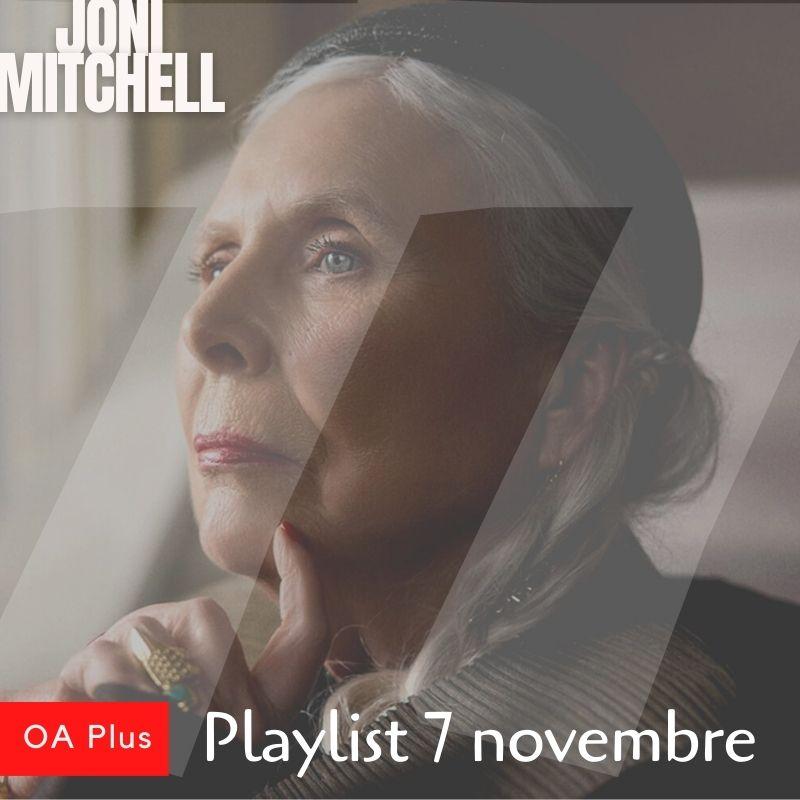 Buon compleanno Joni Mitchell! Festeggiamo i 77 anni della cantautrice con una playlist