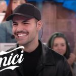 """Raffaele Renda ad """"Amici 20"""": in passato ha duettato con Mietta a Sanremo Young"""