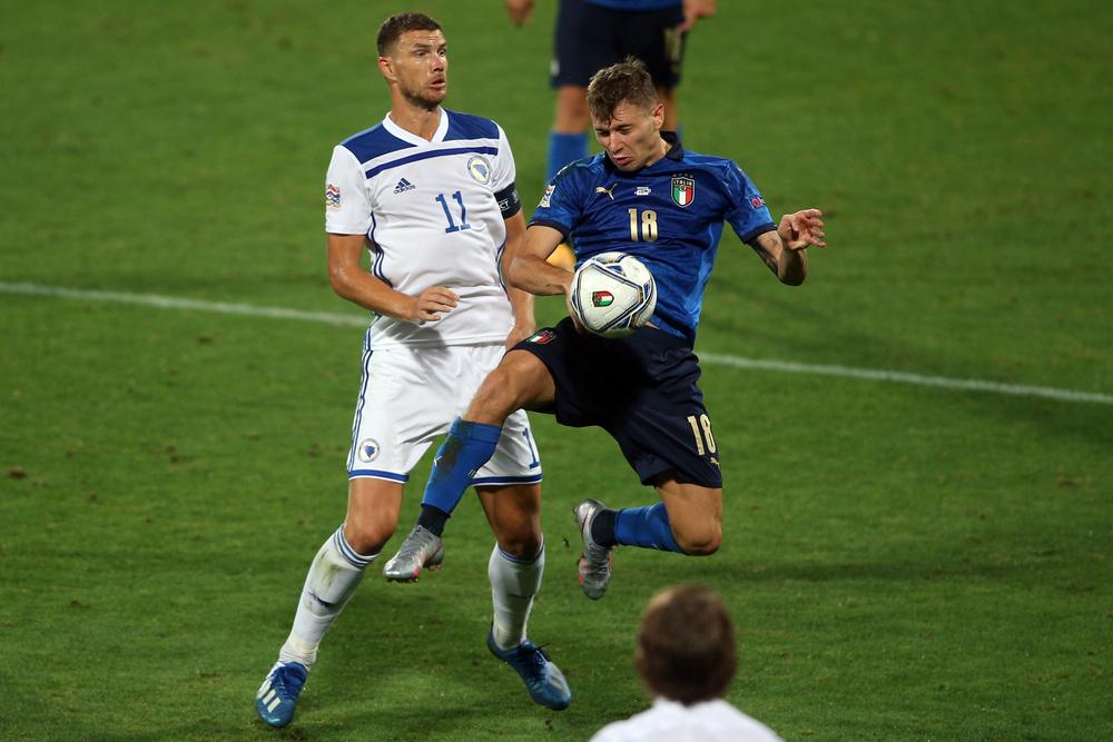 """LIVE Bosnia-Italia 0-2, Nations League in DIRETTA. Gli Azzurri accedono alla """"Final Four"""""""