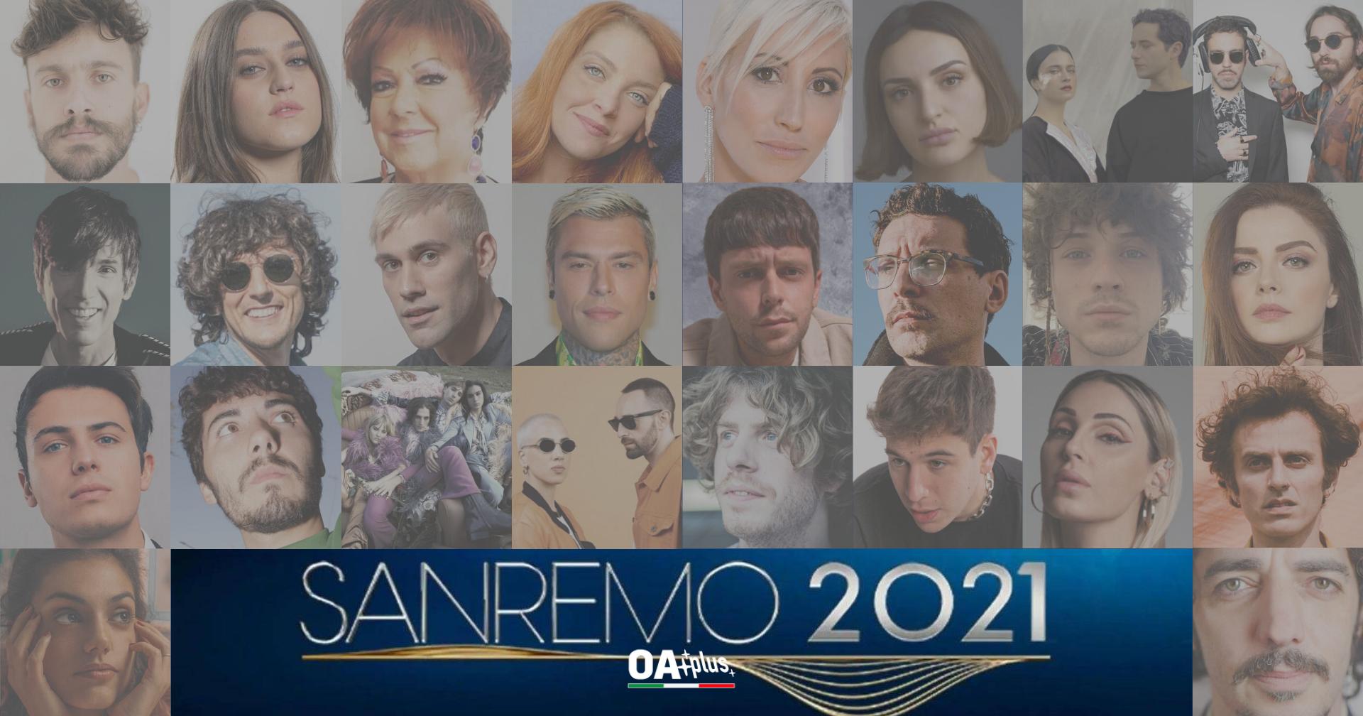 Aggiornamento sui Big di Sanremo 2021: dentro Bugo, Aiello e Gaia, non ci saranno Morgan, Leo Gassmann e Michele Bravi