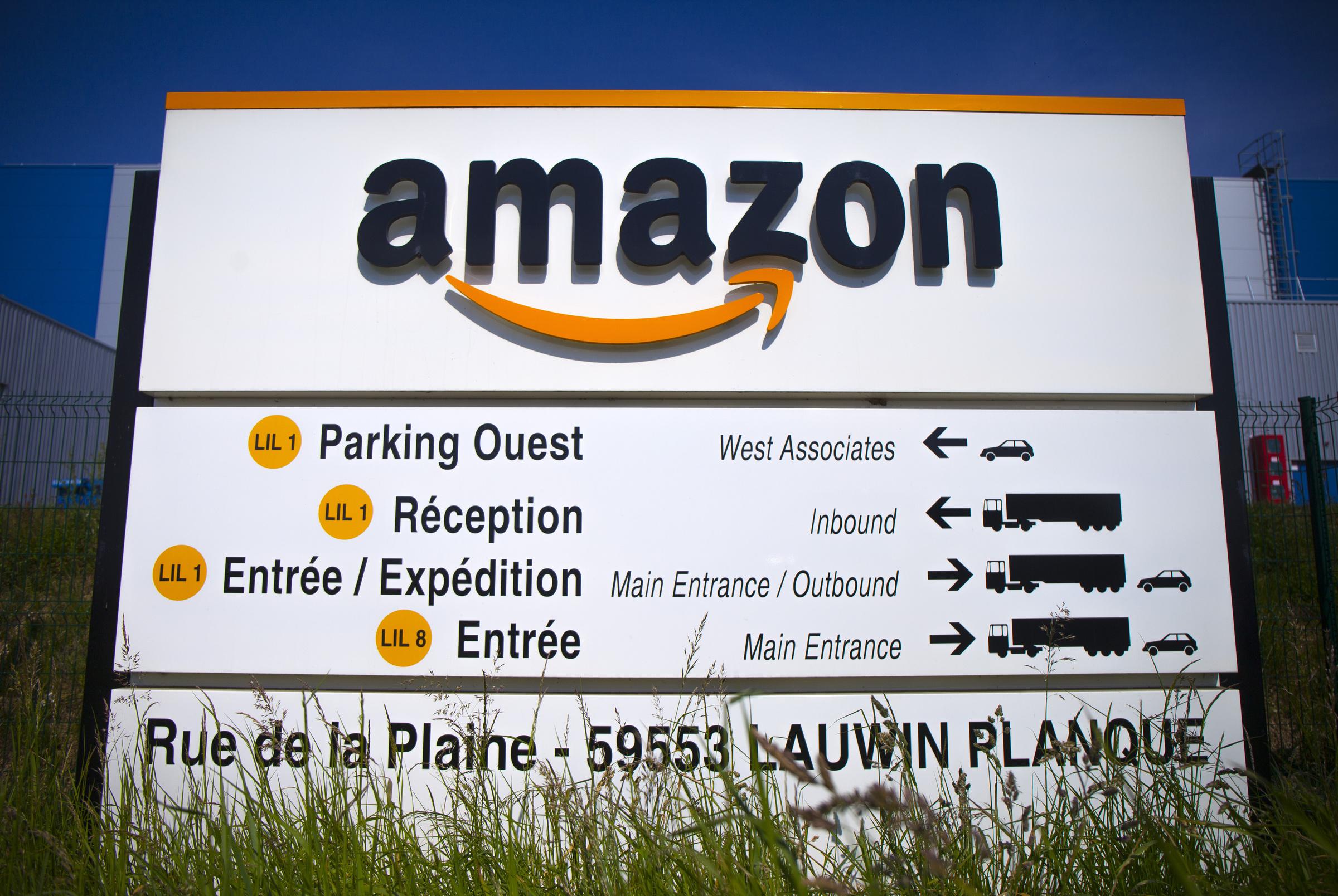 Francia: multe milionarie a Google e Amazon