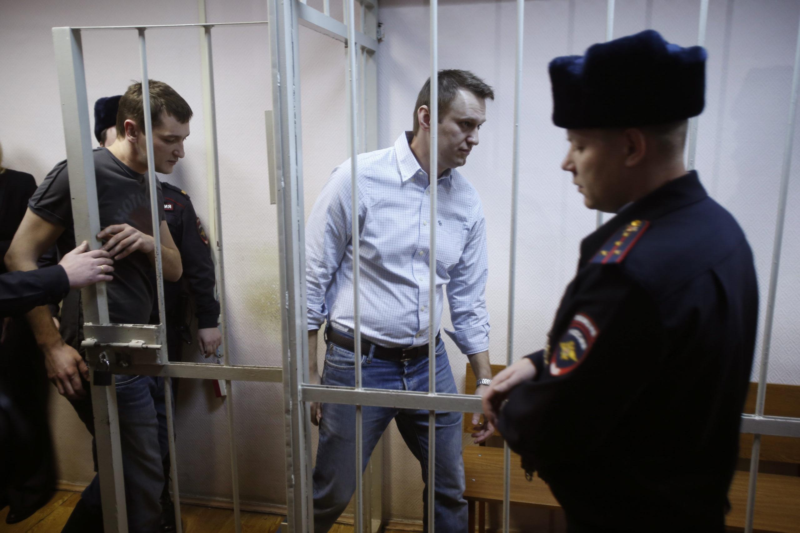"""Navalny accusato in Russia di frode:""""in prigione perché non sono morto"""""""