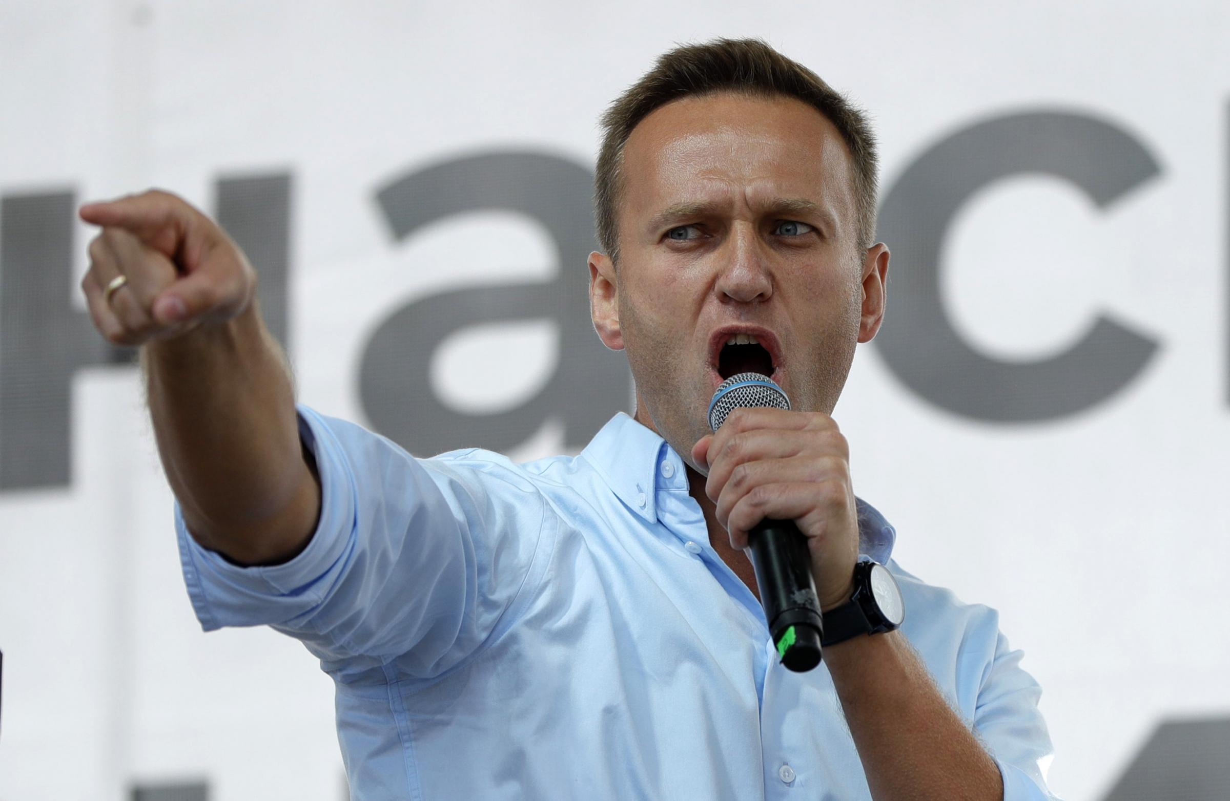 Navalny, i sicari che lo hanno avvelenato hanno un nome