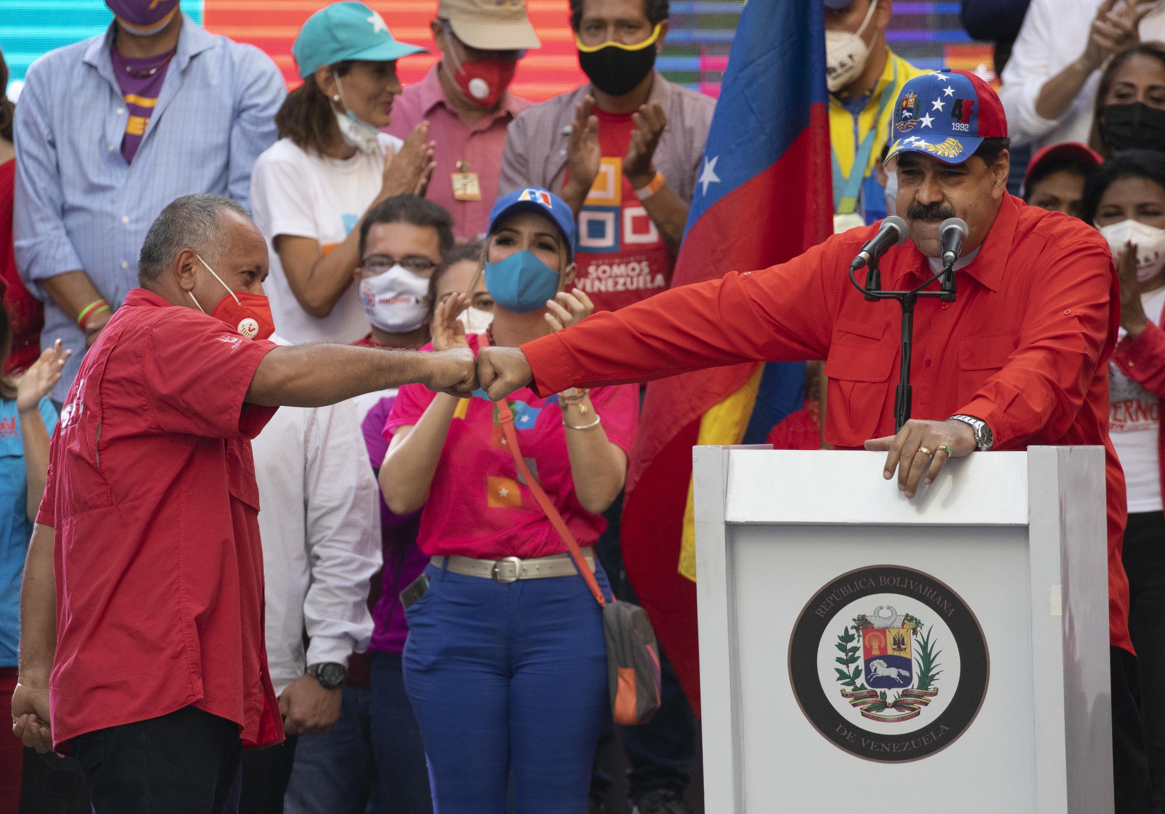 Venezuela: verso la riconferma della coalizione di Maduro