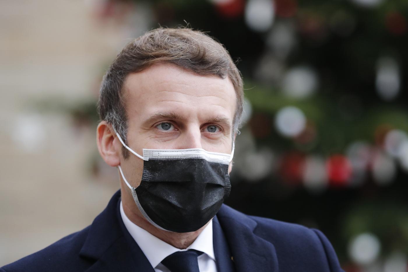 Francia, Macron positivo al Covid -19