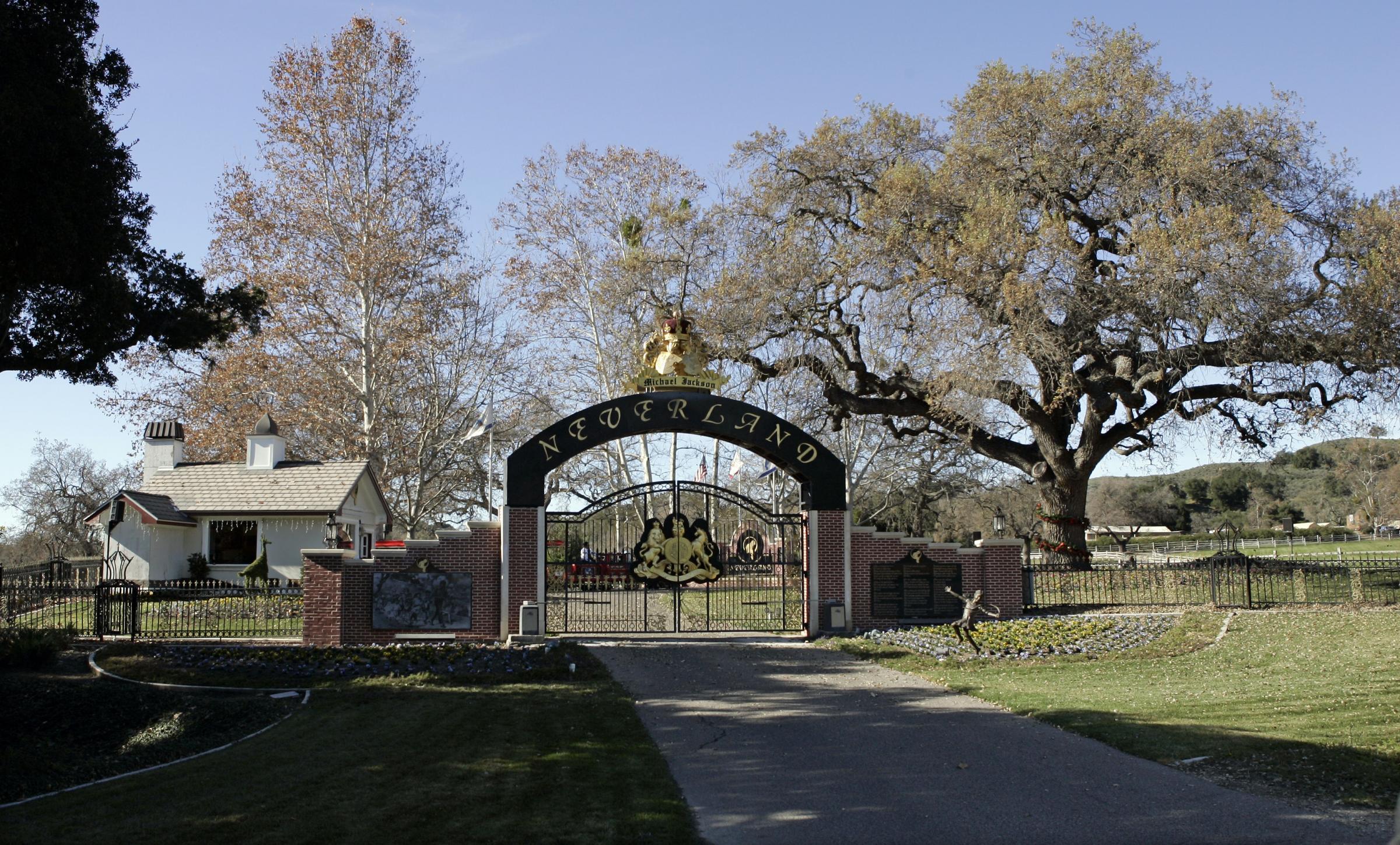 Neverland, miliardario acquista il ranch di Michael Jackson